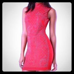 Bebe mini dress